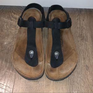 Birkenstock Black Kairo Sandals